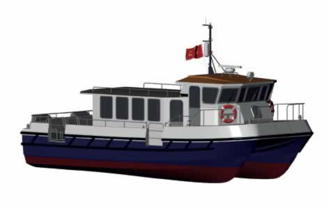Custom made and retrofit wheelhouses for commercial vessels