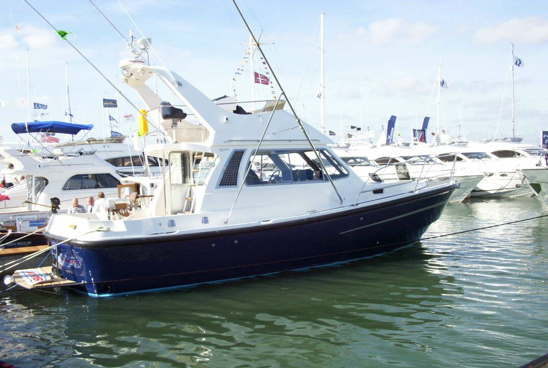 Lochin 366 Sports Cruiser 'Blue Raider'